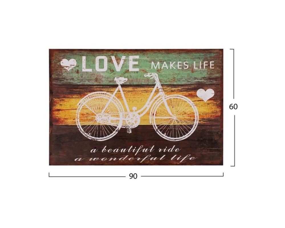 Платно Bicycle 5414 - Стенни декорации и картини