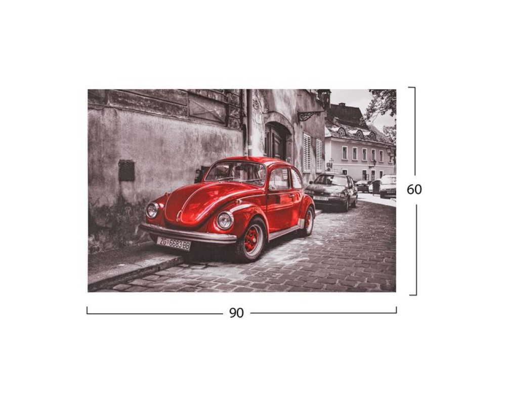 Платно Car 5406 - Стенни декорации и картини
