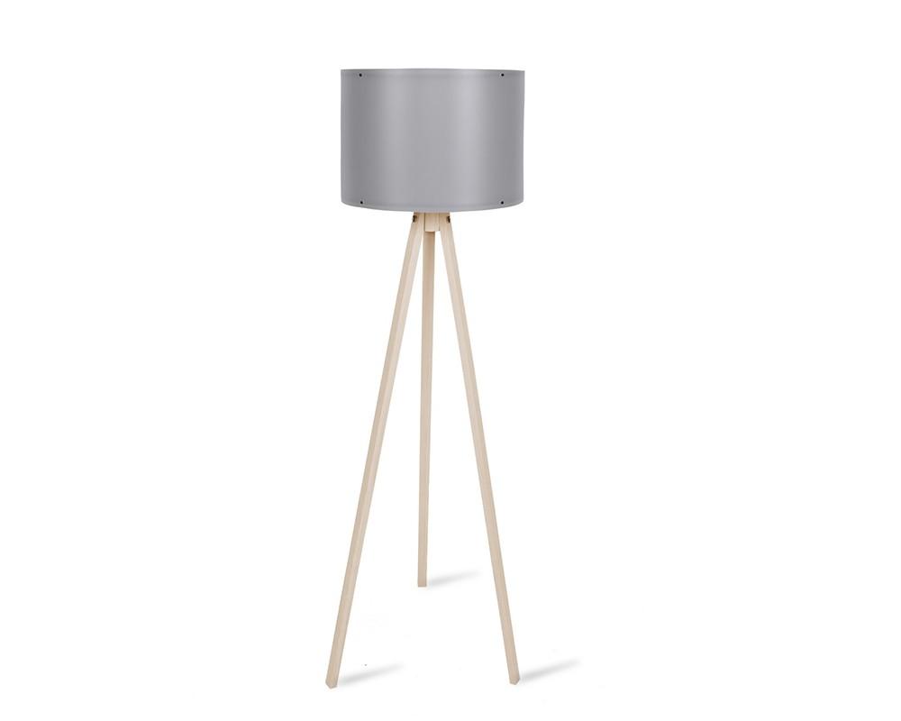 Подова лампа 0164 - сив - Таванни осветителни тела